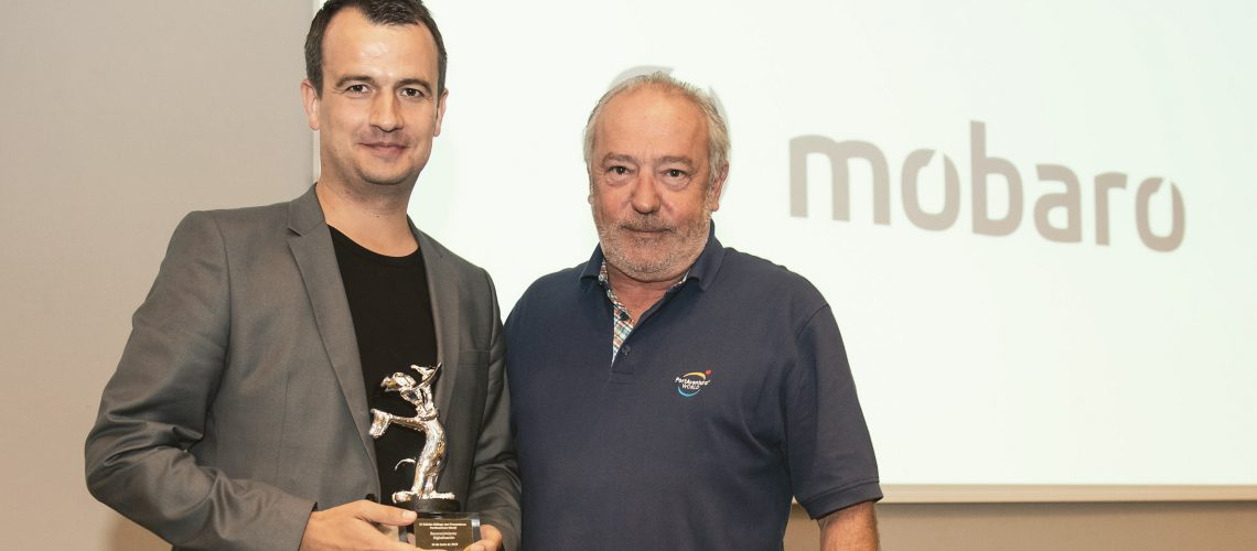 PortAventura gives Mobaro award
